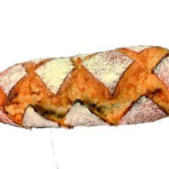 オーガニックスペルト(古代小麦)バゲット